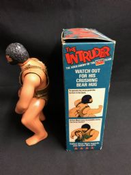 VINTAGE ACTION MAN - THE INTRUDER - Boxed Action Mans Enemy (Ref 5)